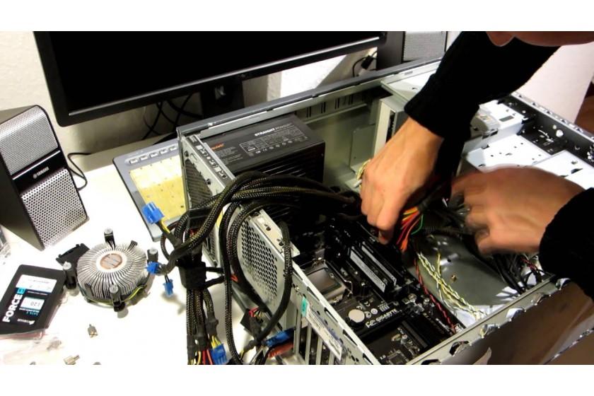 Ремонт компьютеров в Алматы в сервисном центре ICEBERG