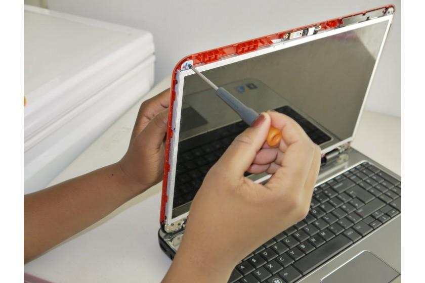 Ремонт экрана ноутбука в Алматы в сервисном центре ICEBERG