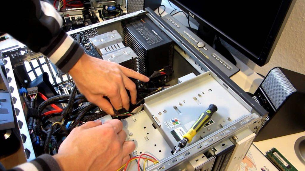 Произведем ремонт компьютера